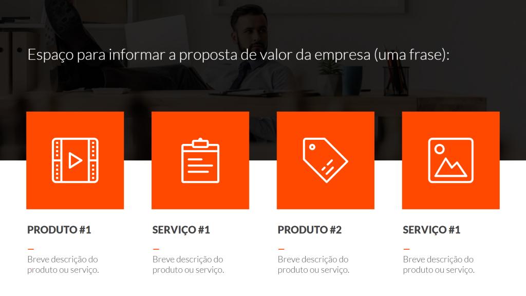 Apresentações de Powerpoint profissionais - Template de Apresentações Comerciais