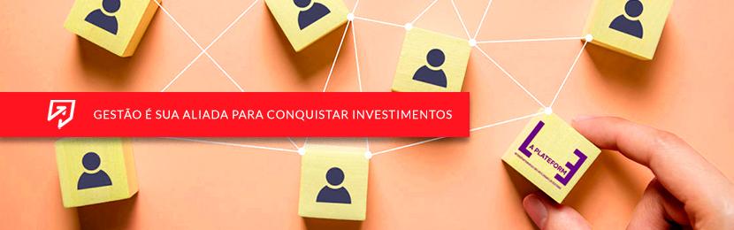 apresentação para investidores