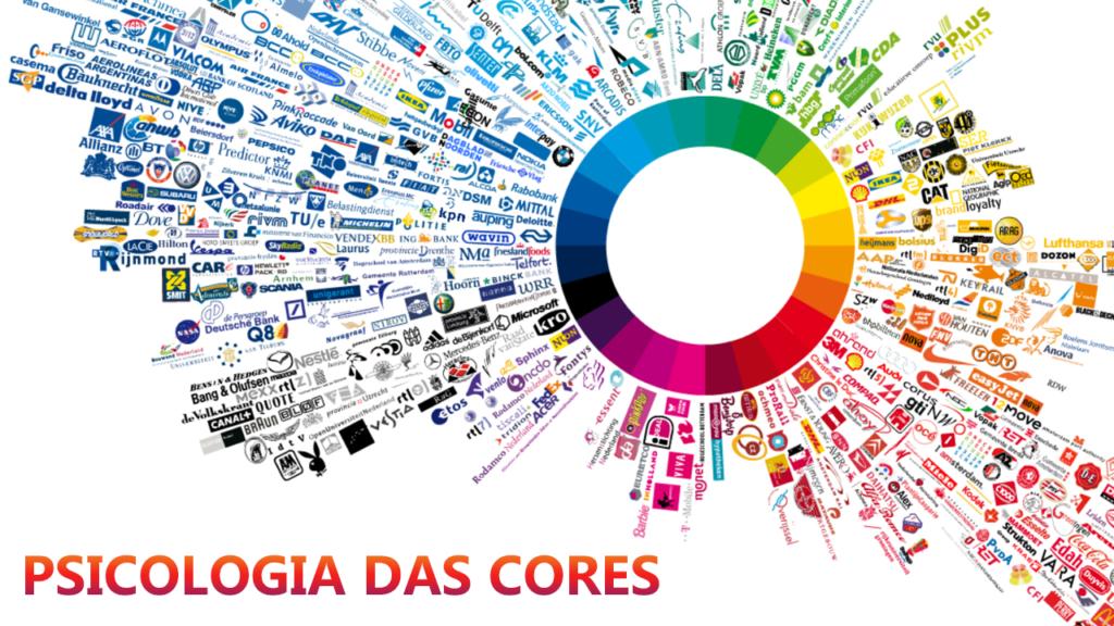 cores na identidade visual